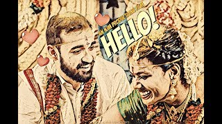 Wedding Teaser: Hello I Love You