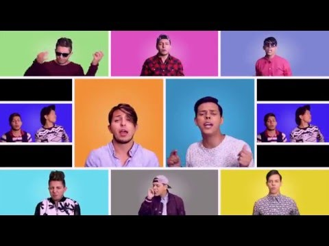Justin Bieber - Love Yourself acapella cover Bal X Ft. Juan Robayo