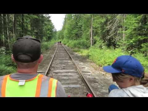 MHD FRD Rail Explorers Lake Placid 26 Aug 15