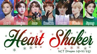 How would NCT DREAM sing Heart Shaker TWICE?
