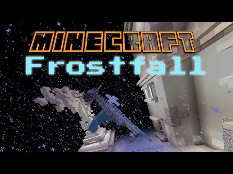 FROST DRAGONS! | Minecraft Frostfall Modded Map