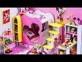Download  DIY Miniature Dollhouse ~ Mickey Mouse Room Decor #43 MP3,3GP,MP4