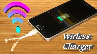 How To Make a Wireless Charger at Home - Very Easy Way