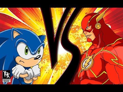 Xxx Mp4 Sonic Vs The Flash The Red Blue Blur 3gp Sex