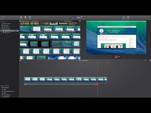 How To Add Voiceover in iMovie Version 10.1.4