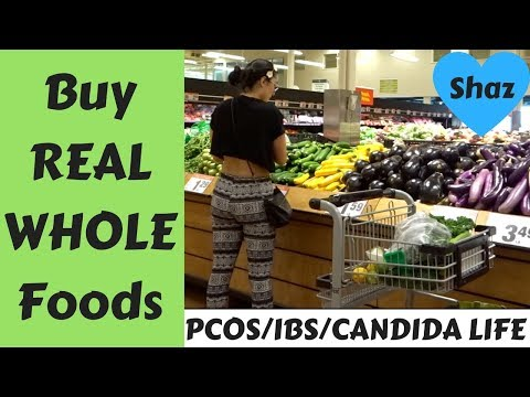 Healthy Grocery Haul | Buy REAL + WHOLE Foods
