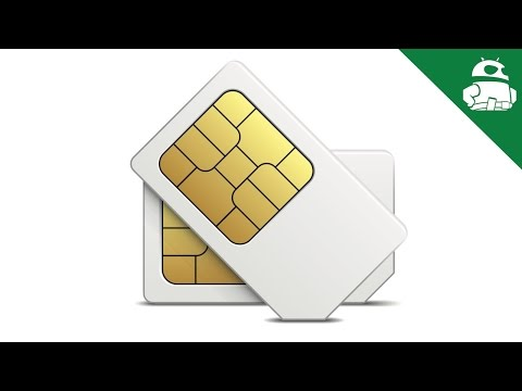 Dual Sim Card Supported Phones - Android Q&A