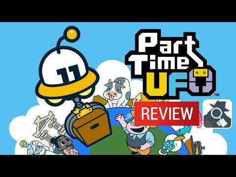 PART TIME UFO | AppSpy Review
