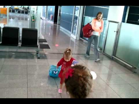 Travel to Ukraine. In Germany. Little Agape team