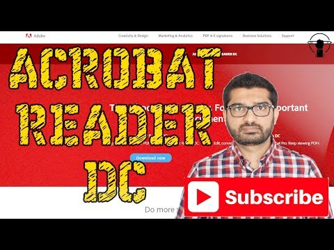 How to fill PDF form with Acrobat Rreader | Urdu/Hindi