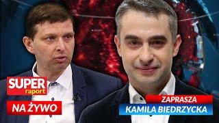 Krzysztof GAWKOWSKI, ekonomista Marek Zuber i politolog Tomasz Słomka [NA ŻYWO] Super RAPORT