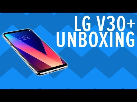 LG V30+ Unboxing