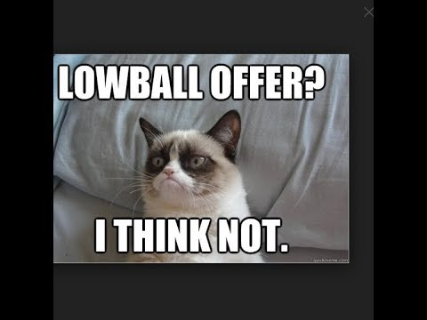 How to Respond to a Low Ball Job Offer (VIDEO)