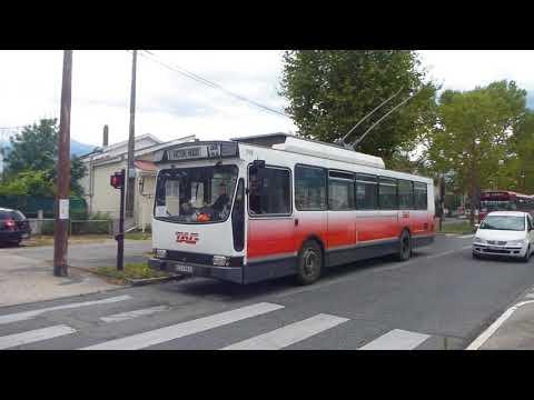 TROLLEYBUS ER100 GRENOBLE 2017