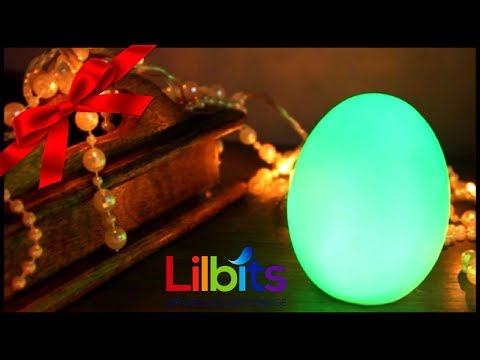 Colour Changing Egg   24 Days of Lilbits