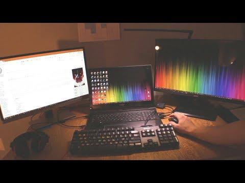 My Dream Monitor Setup Came True