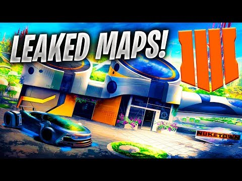 17 Black Ops 4 Maps LEAKED and WOW, I'm PUMPED! 🔥 (Call of Duty Black Ops 4 Multiplayer Maps)