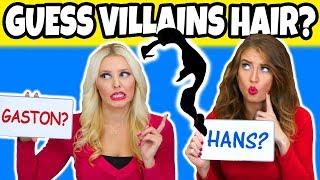 Guess the Disney Villain Hair Challenge. Totally TV