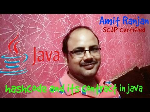 Java FAQ #4 | What is hashcode