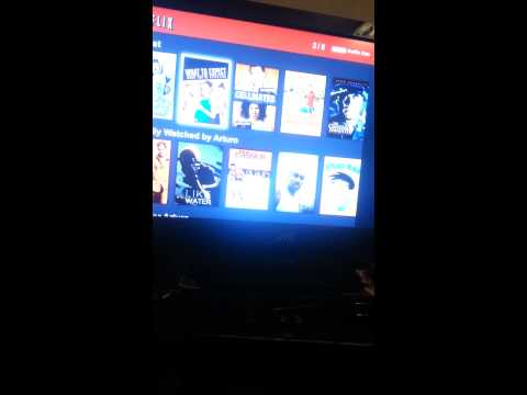 How to Sign out of netflix on ps3