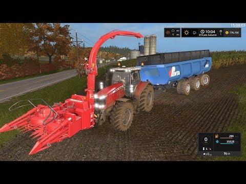 Farming Simulator 17 Timelapse | South Mountain Creamery EP#3