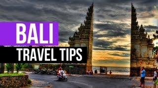 Bali Travel Tips - 9 Tips for 1st timers to Bali - Bali Travel Guide