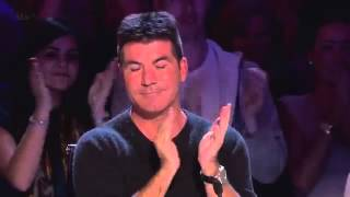 Simon Cowell Made Fun of This Gospel Singer - Then Everyone is Blown Away