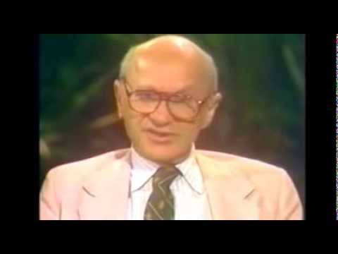 Milton Friedman on Greed, Virtue, and Angels
