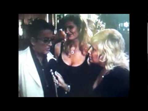 Dawn Reese Interviews Movie Producer Robert Evans of Paramount Pictures