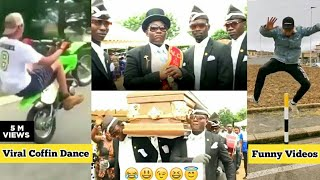 Viral Funeral Coffin Dance Video| Funny Bike Stunt fail| Coffin Dance Meme Compilation| Astronomia