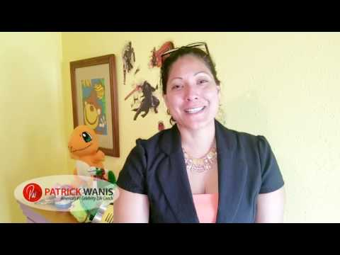 2 Years of Anger Management Failed - Taisa Testimonial for Patrick Wanis