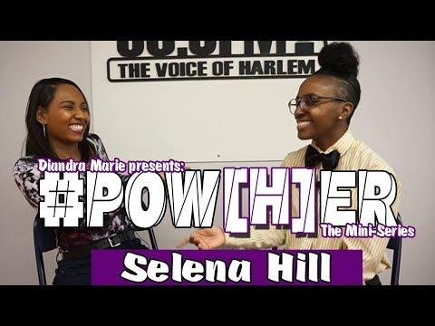 Digital Editor Selena Hill Brings POW[H]ER To Black Enterprise & Let Your Voice Be Heard Radio