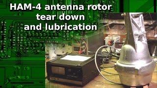 CDE TRA-4 Rotor Rebuild
