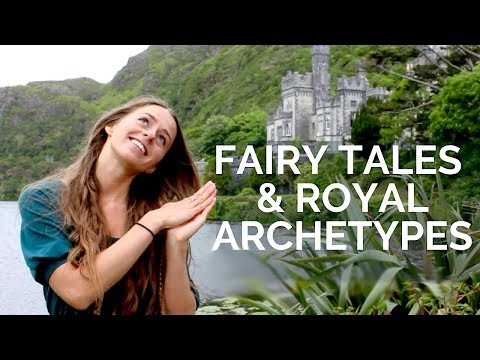 CONNECTING W/ YOUR INNER ROYALTY & FAIRYTALE MAGIC   BRIDGET NIELSEN