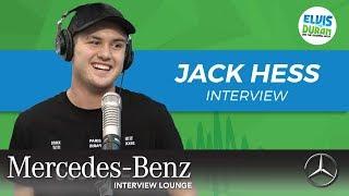 Jack Hess Sits Down with Elvis Duran | Elvis Duran Show