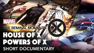 The Future of the X-Men: Jonathan Hickman's X-Men | Seminal Moments: Part 5