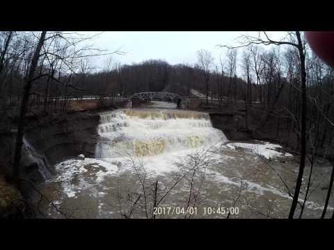 Paine Falls, Lake County, Ohio