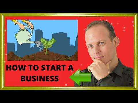 How to start a business: 20 tips on how to start a business from idea to achieving your goals