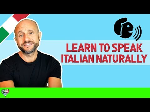 Learn Italian Phrases, Grammar and Culture - How to Speak Italian Naturally [Ask Manu Italiano]
