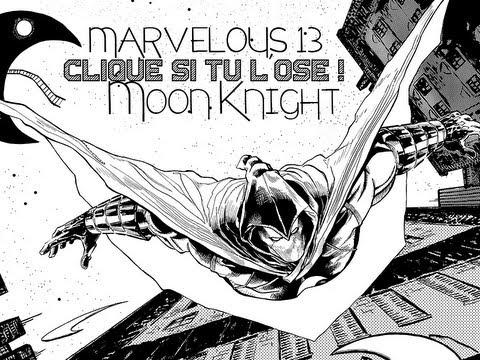 Moon Knight : Le justicier sanglant ! Marvelous 13 - Saison 2