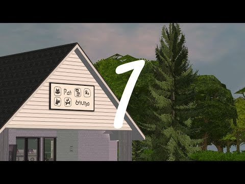 The Sims 2 - Pets - Planetary Pet Store - Part 1