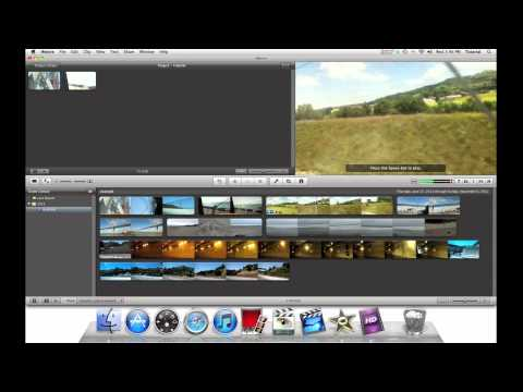 iMovie 11 - How to Make a Quick First iMovie