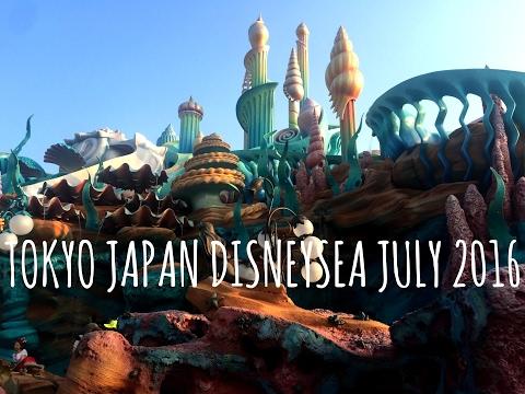DISNEYSEA TOKYO JAPAN PT1 ~ (GOPRO)