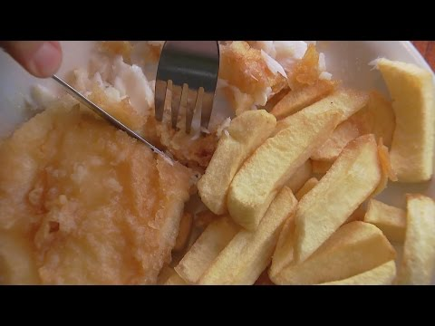 Fish n' Chips lovers beware: UK haddock shortage
