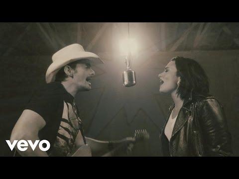 Brad Paisley - Without a Fight ft. Demi Lovato