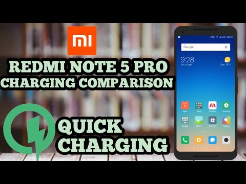 Redmi Note 5 Pro Fast Charging Test   Let's Check If it Supports Quick Charging