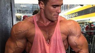Extreme Shoulder Workout, Watch with CAUTION ft VONZILLA | Calum Von Moger