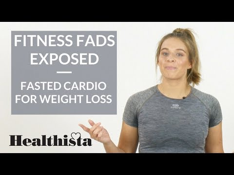 Should I workout on an empty stomach? | Fitness Fads EXPOSED