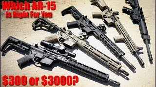 How Much Should You Spend On An AR-15? Tips \u0026 Guide