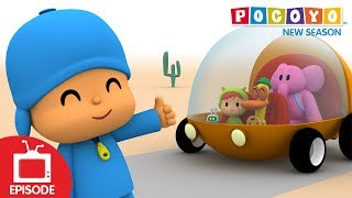 🏄‍♀️ Pocoyo In English - Are We There Yet? [ New Season] | Videos And Cartoons For Kids